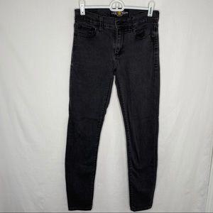 Lucky Brand Brooke Legging Jeans black 2 / 26